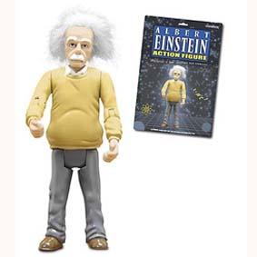 Albert Einstein (aberto)