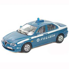 Alfa Romeo 156 Polizia (Polícia)