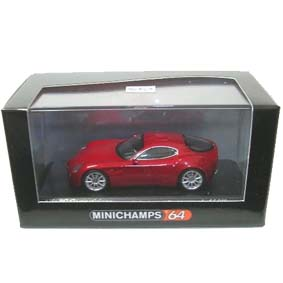 Alfa Romeo 8C Competizione ( 2003 ) Minichamps 1/64 640120520