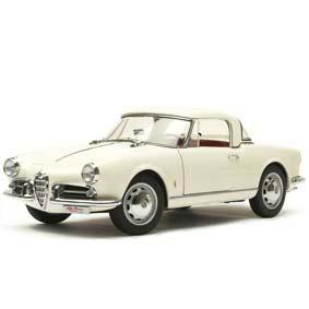 Alfa Romeo Giuletta 1300 Spider (1957) Autoart escala 1/18