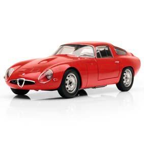 Alfa Romeo Giulia TZ-1 (1963) Autoart escala 1/18