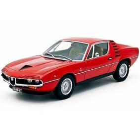 Alfa Romeo Montreal (1970) Autoart escala 1/18