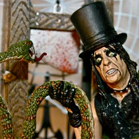 Alice Cooper Mcfarlane Toys Action Figures