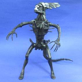 Alien Queen (aberto)