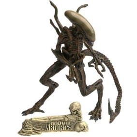Alien Warrior - Movie Maniacs 6 - aberto