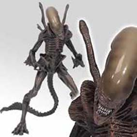 Alien Warrior Movie Maniacs 6 da Mcfarlane Toys