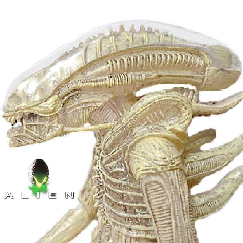 Alien Xenomorph Translucent Prototype Suit: Neca Aliens series 7 bonecos colecionáveis