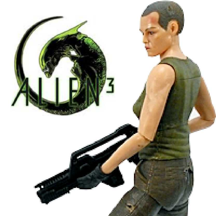 Aliens 3 Series 8 Ellen Ripley (Sigourney Weaver) Fiorina 161 Neca Action Figure