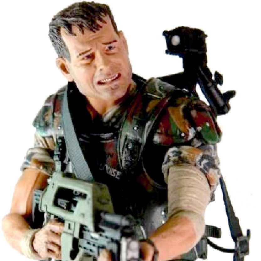 Aliens series 1 Neca action figures: Private William Hudson (ABERTO)