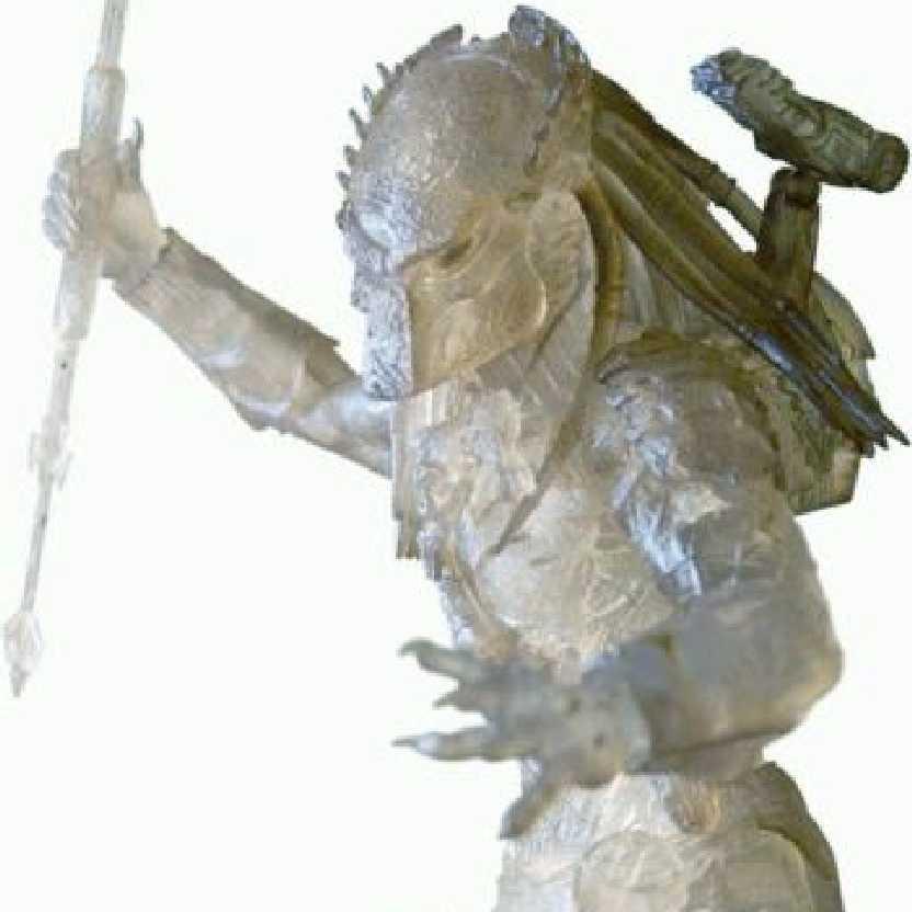 Aliens VS Predator Requiem: The Wolf Stealth Predador Neca Toys Bonecos colecionáveis