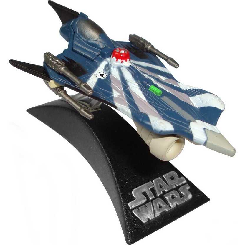 Anakins Modified Jedi Starfighter (Clone Wars) Star Wars Hasbro Titanium