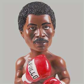 Apollo Creed Xtreme Dform Statue Hollywood Collectibles Group (Head Knocker/Bobble head)