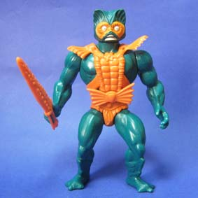 Aquático - Mer-Man - He-Man (no estado)