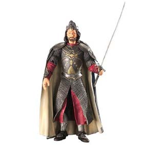 Aragorn (aberto) O Senhor do Anéis