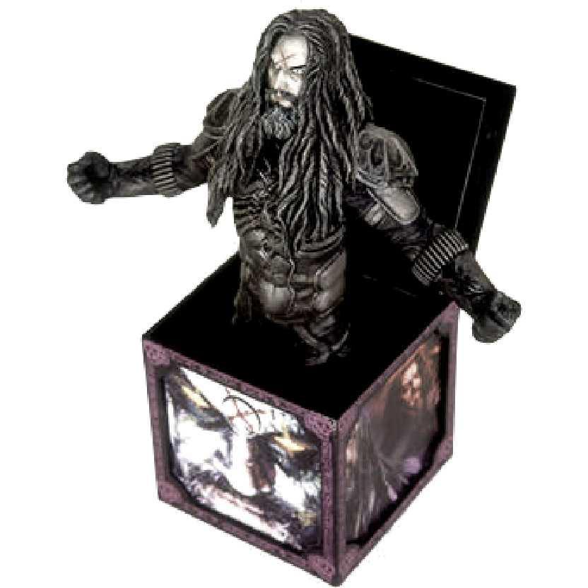 Art Asylum Rob Zombie Rock N The Box 21st Century Jack In The Box Volume 1 com som Dragula