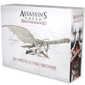 Assassins Creed Brotherhood Da Vincis Flying Machine :: Planador do Ezio Auditore