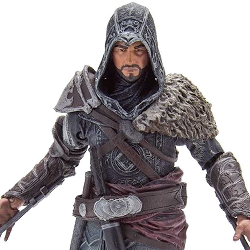 Assassins Creed - Ezio Auditore da Firenze - McFarlane Toys Action Figure Series 3