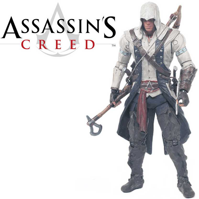 Assassins Creed III (series 1) Connor - McFarlane Toys Action Figures