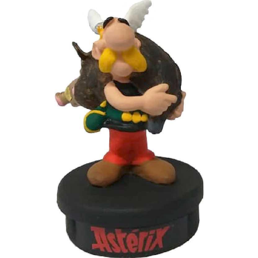 Asterix com javali