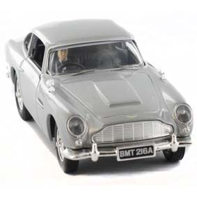 Aston Martin DB5 do agente secreto James Bond 007