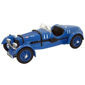 Aston Martin Team Car (1934) azul