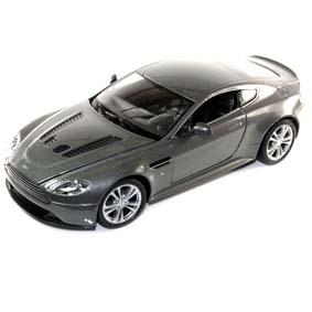 Aston Martin V12 Vantage (2010) marca Welly escala 1/24