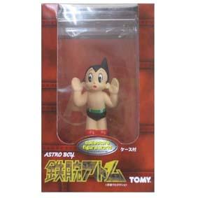 Astro Boy com caixa de acrílico
