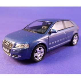 Audi A3 (Miniaturas da Cararama) escala 1/43