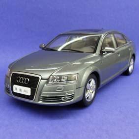 Audi A6L (2005) Interior Acarpetado, Teto Solar escamoteável