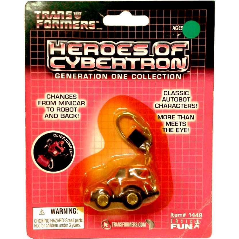 Autobot Cliffjumper Transformers Chaveiro marca Basic Fun