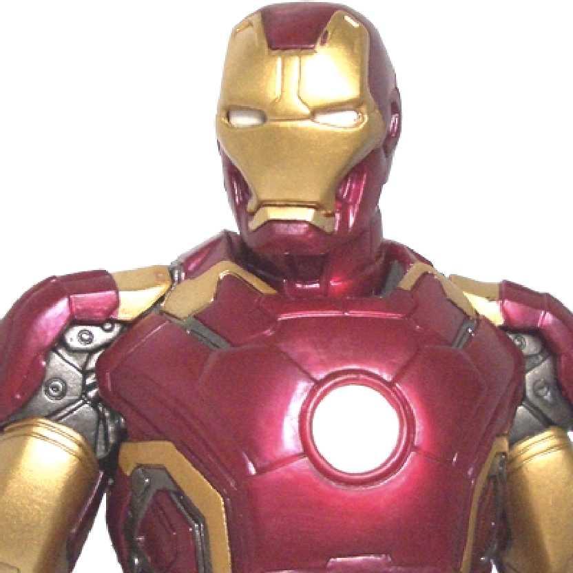 Avengers Age of Ultron: Iron Man Mark 43 XLIII Sega Statue (estátua do Homem de Ferro)