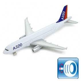 Avião Airbus A320 ( similar American Air Lines / TAM )