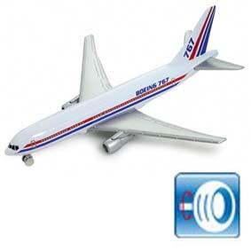 Avião Boeing 767 ( similar American Air Lines / Varig / ABSA Cargo / GOL / TAM )