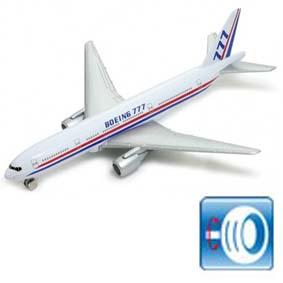 Avião Boeing 777 ( similar American Air Lines / TAM )