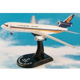 Avião DC-10-30 Singapore Airlines