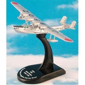 Avião Kawanishi Flying Boat Japan Airways