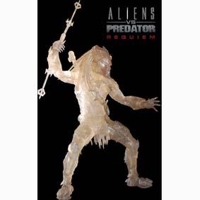 AVP: Predador Requiem (Transparente)