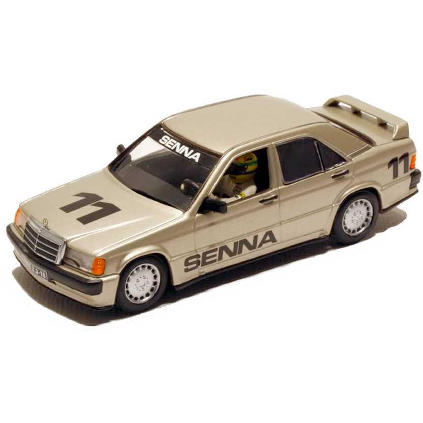 Ayrton Senna (1984) Mercedes Benz 190E - Nurburgring - Minichamps escala 1/43