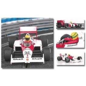 Ayrton Senna - McLaren MP4/6 - série LIMITADA