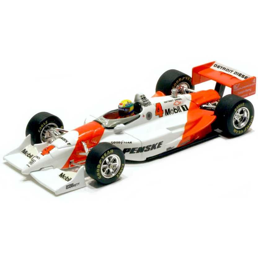 Ayrton Senna Racing Car Collection - Indy Penske Chevrolet (1993) Minichamps escala 1/43