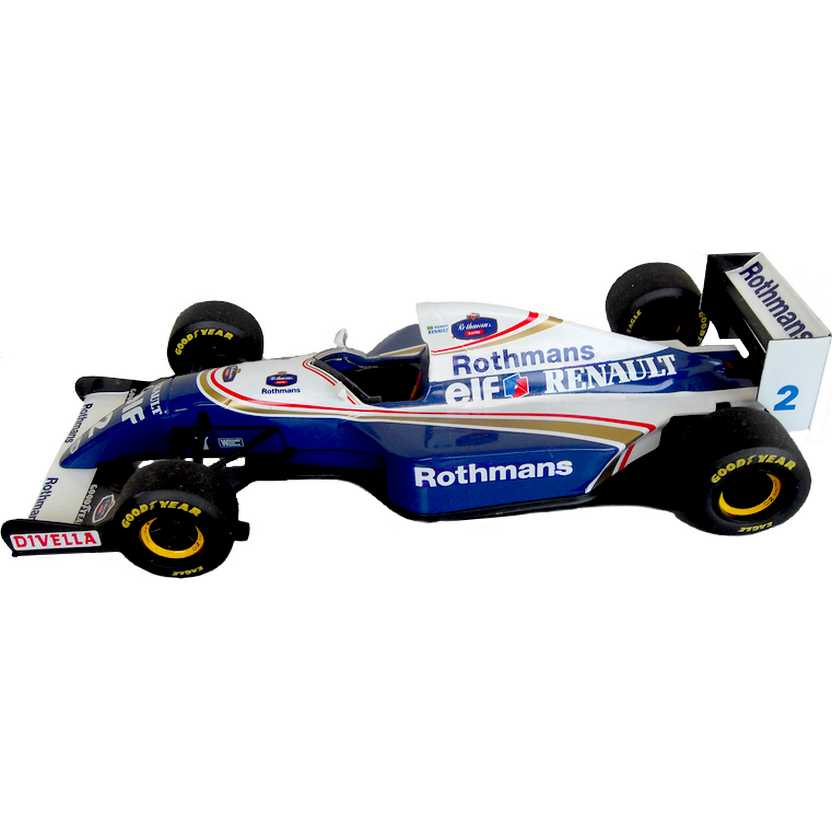 Ayrton Senna Williams Renault FW15 (1994) marca Minichamps escala 1/18