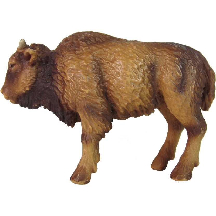 Búfalo Americano (Bisão) Jovem Schleich 14350 American Bison Calf