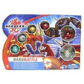 BakuBattle - Combat Pack (6 Bakugans) V/C