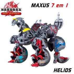 Bakugan 7 em 1 Helios Maxus