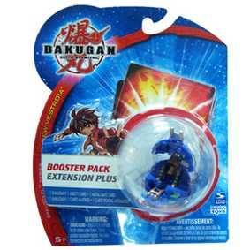 Bakugan B2 New Vestroia Klawgor Aquos azul