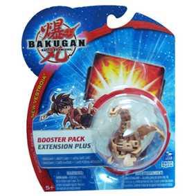 Bakugan B2 New Vestroia Subterra Helios marrom