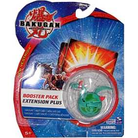 Bakugan B2 New Vestroia Ventus Pyro Dragonoid verde