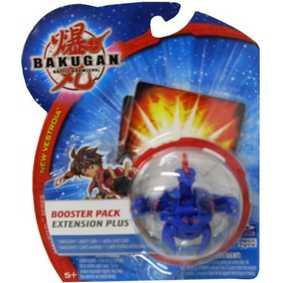 Bakugan B2 New Vestroia Viper Helious Azul