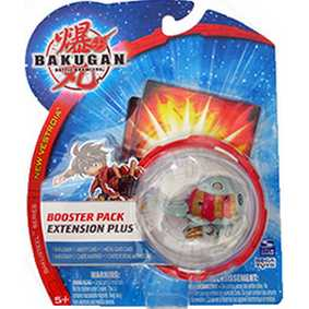 Bakugan B2 New Vestroia Wired cinza