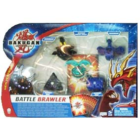 Bakugan Battle Brawler 1
